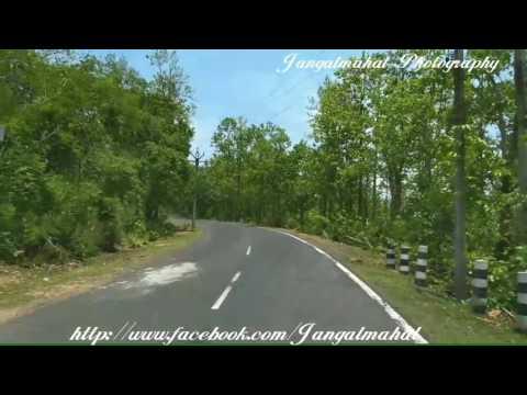 Bankura District Jangalmahal ১২মাইল জঙ্গল
