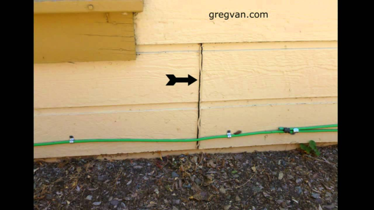 Fix Gaps Between Siding Today Or Spend Lots Of Money On