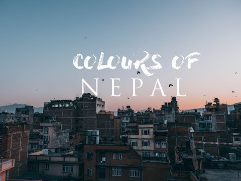 COLOURS OF NEPAL | Travel Film