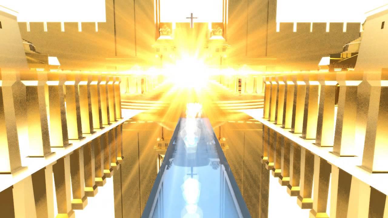Gates of New Jerusalem