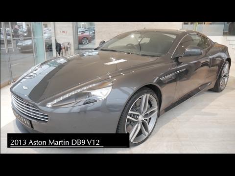 2013 Aston Martin Db9 V12 Youtube