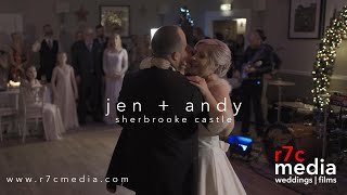 jen + andy - sherbrooke castle - 27.12.19