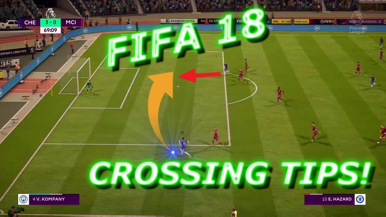 Crossing in fifa 09 selcuk sahin fifa 2018