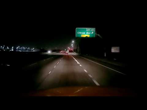 BigRigTravels LIVE! Ontario to Moreno Valley, California I-10 & I-215-Jan. 16, 2018