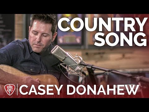 Casey Donahew - Country Song (Acoustic) // The George Jones Sessions