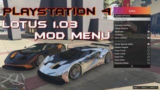 Ps4 mod menu download