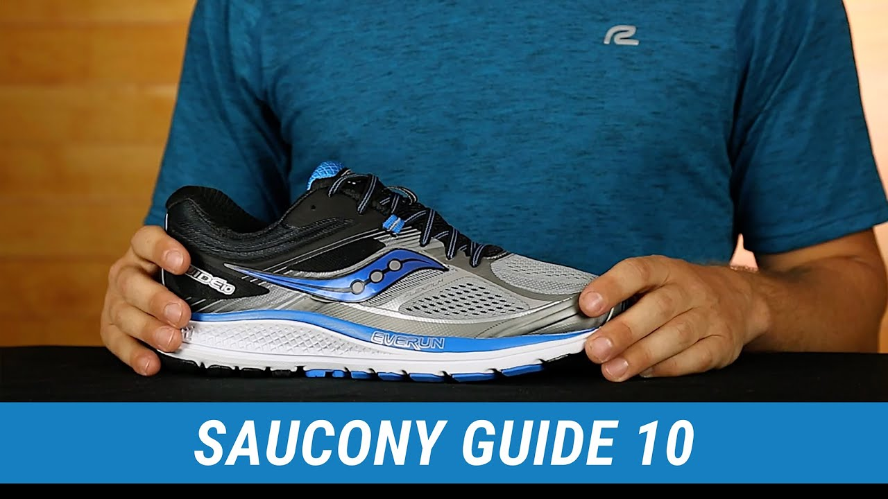 d18395356f7509 Saucony Guide 10 | Men's Fit Expert Review - YouTube