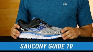 saucony Guide 10  Men's Fit Expert Review