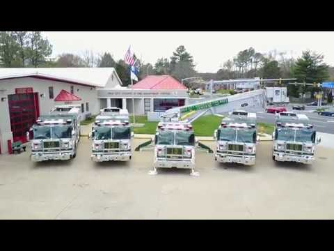 Dale City Volunteer Fire Department 50th Anniversary - YouTube