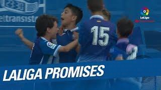 Resumen de Octavos y Cuartos XXV Torneo Nacional Pamesa LaLiga Promises 2018 thumbnail