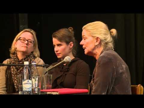 Den röda tråden - Maria-Pia Boëthius pratar om Stödstrumporna