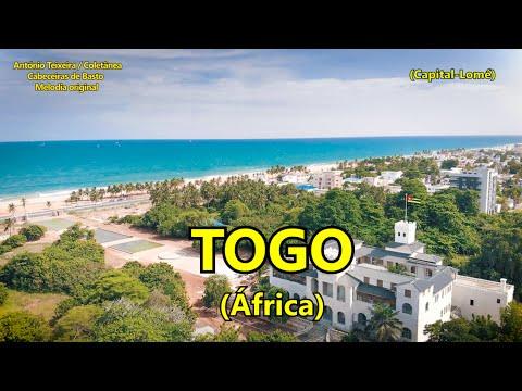 1006 TOGO África 4k-Melodia original – compositor António Teixeira / Cabeceiras de Basto/Coletânea