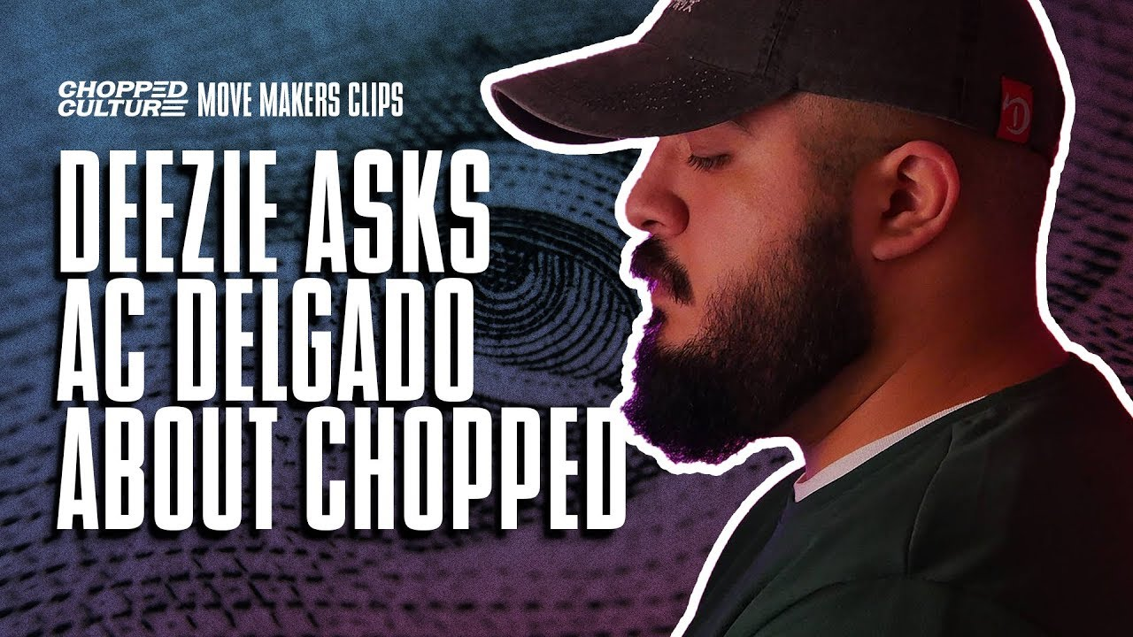 Deezel Washingtons Ask AC Delgado Questions About Chopped Culture | Move Maker Clips