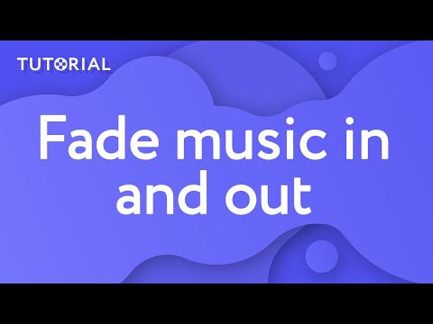 How to FADE MUSIC IN and OUT (Tutorial 2019) thumbnail