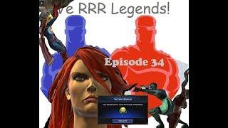 Ep 34: Supergirl & Dr. Poison plus the Ultimate Celebrity! DC Legends Mobile