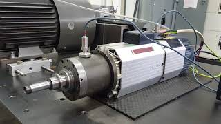 Video HSD ES 919A, ISO 30 TAPER, 24000 RPM - Repair and Rebuild by V&R Spindle Repair Service, LLC. download MP3, 3GP, MP4, WEBM, AVI, FLV Desember 2017