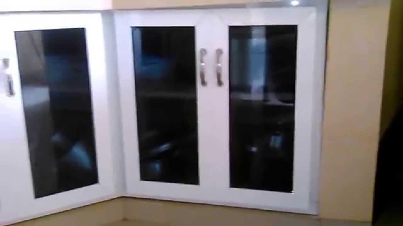 Gabinete de cocina en aluminio youtube - Puertas de aluminio para cocinas ...