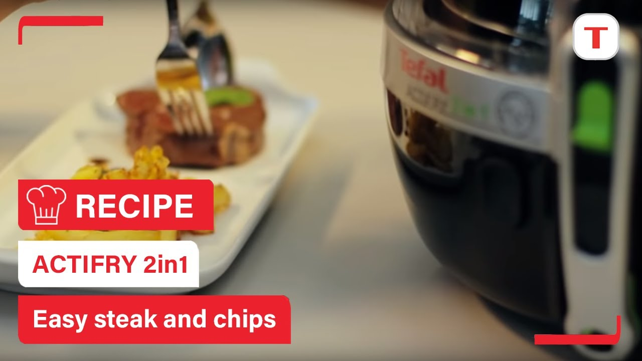 Recipes For Tefal Actifry