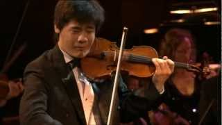 Prokofiev Violin Concerto No.2 II. Andante assai - Angelo Xiang Yu @ Menuhin Competition Final