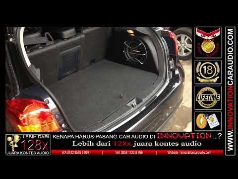 Paket audio mobil Outlander | 1 hari pengerjaan | Innovation car audio Jakarta