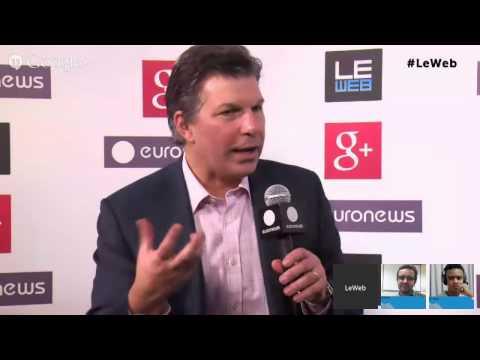 LeWeb'13 Paris - Hangout with Carmine Gallo, Communications Coach