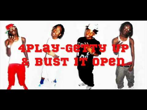 4PlayGetty Up & Bust It Open Twerkers Anthem