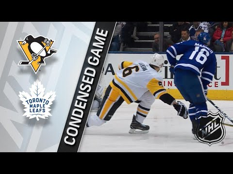 03/10/18 Condensed Game: Penguins @ Maple Leafs