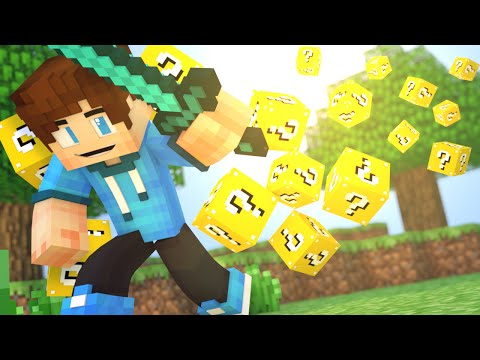 Minecraft Lucky Block МИНИ-ИГРА : КОНТРА #1 [ КАМО ЛАКИ БЛОК ? ! ]