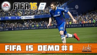FIFA 15 DEMO PC: Челси - Ливерпуль