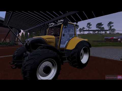 Farmers Dynasty | #22 | UPDATE! |  New Vehicles and patches! | Tractor, Baler, Grain Trailer! |