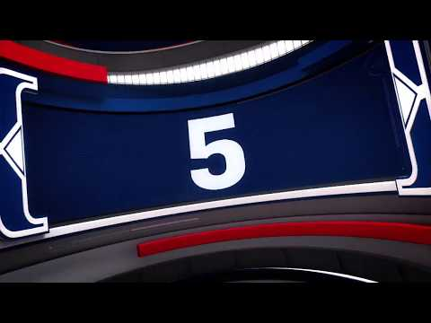 NBA Top 5 Plays of the Night | February 13, 2020