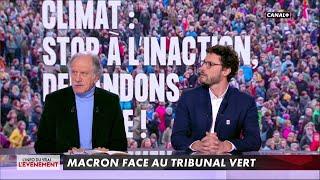 Greta Thunberg : le combat climatique - L'Info du Vrai du 14/03 - CANAL+
