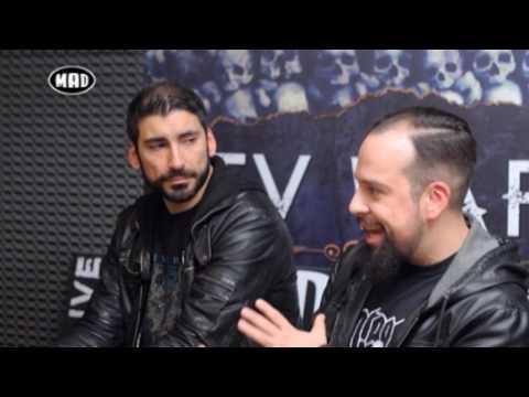 Mahakala Interview (TV WAR 19/3/17)