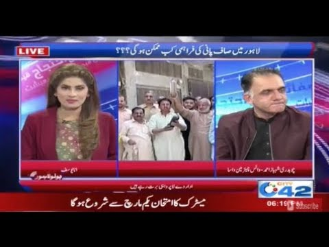 Water issues in developing countries  | Bolo Lahore | 29 January 2018 | City 42