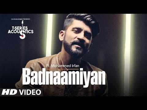 Badnaamiyan Acoustics | T-Series Acoustics | HATE STORY 4 | Latest Songs 2018