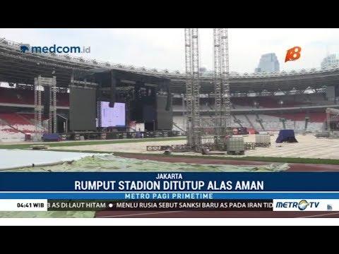 Konser Guns N' Roses, Rumput SUGBK Dijamin Aman Mp3