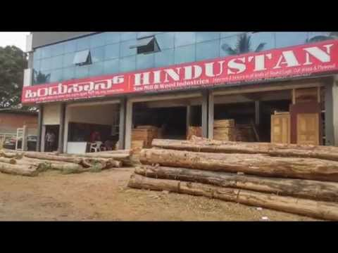 HINDUSTAN SAW MILL & WOOD INDUSTRIES MYSORE Cell: 9740280644