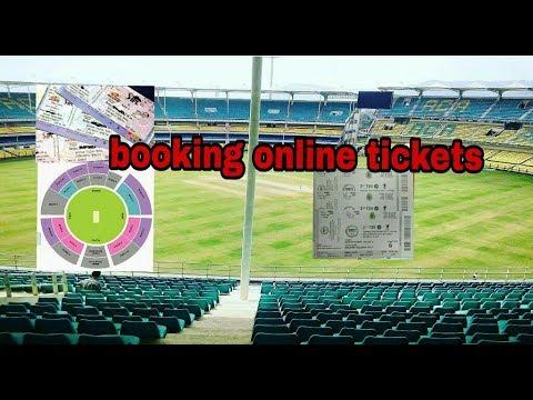 Cricket matche online tickets cricket stadium guwahati
