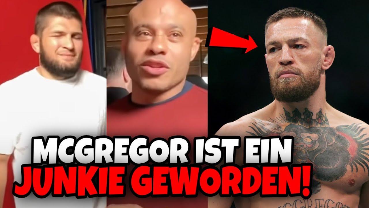 """""""Conor McGregor ist KEIN High LEVEL Kämpfer mehr!"""" Team Khabib über McGregor!"""