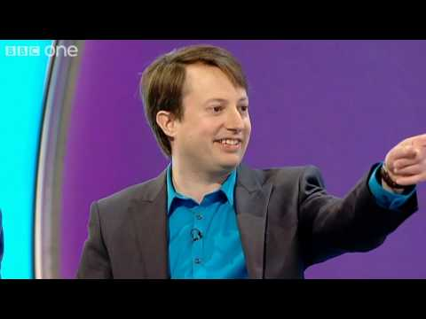 Does David Mitchell Have A Door Knob?  Would I Lie To You? Series 4 Episode 3 P  BBC One