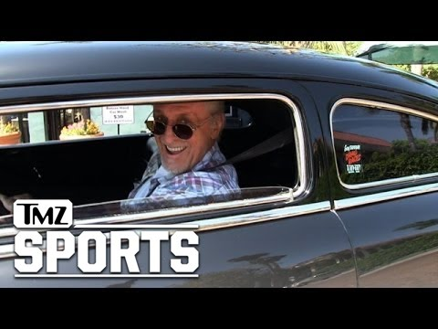 Pat Riley -- My Car Is Straight GANGSTER!! | TMZ Sports