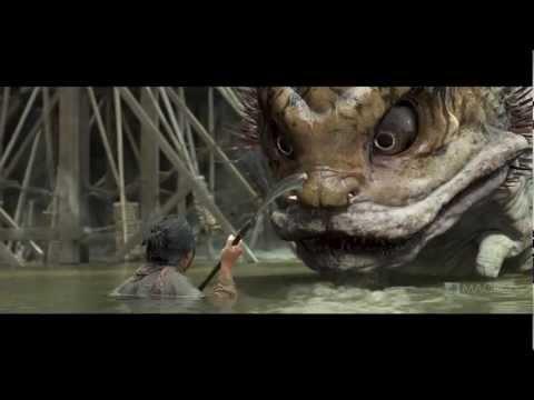 """Hiệu quả hình ảnh trong phim """" Tây Du Giáng Ma"""" của Châu Tinh Trì"""