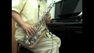 "Alto saxで "" Take Five "" Paul Desmond -copy"