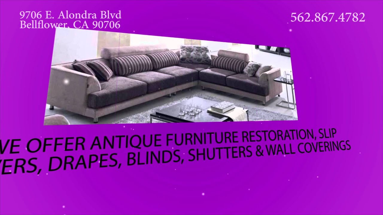 Furniture Reupholstery Service Company In Long Beach, CA | Carlson  Upholstery