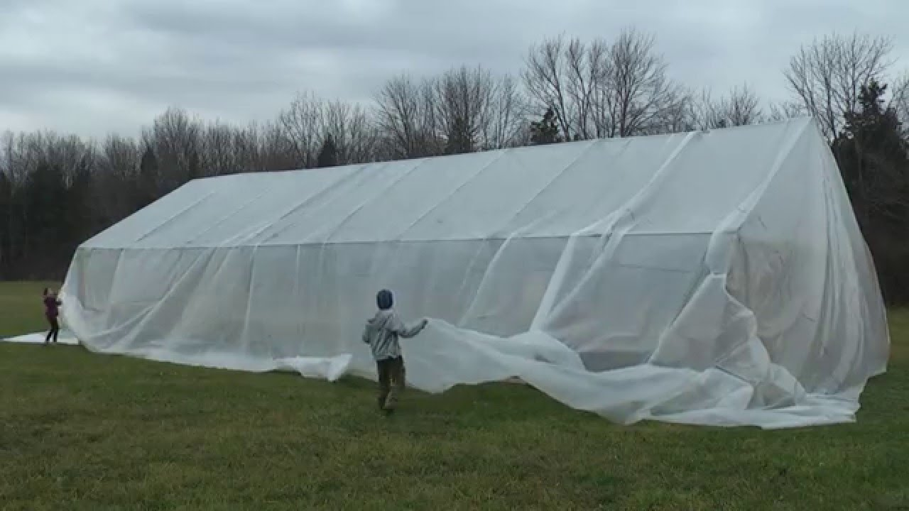 How To Make A Greenhouse Pretty