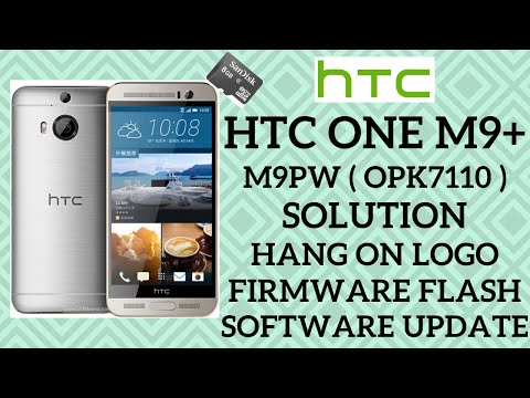 HTC M9pw ( OPK7110 ) Firmware Flash / Update By SD Card _ Tutorial