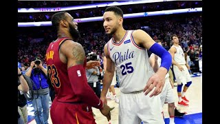 Ben Simmons 'already knew' where LeBron was going to end up