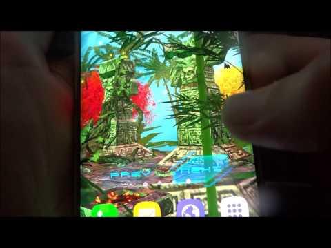 Lost Jungle 3D Live Wallpaper