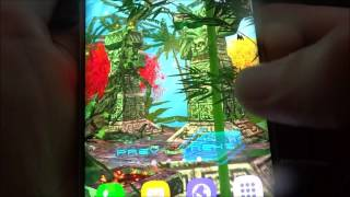 Lost Jungle 3D Live Wallpaper