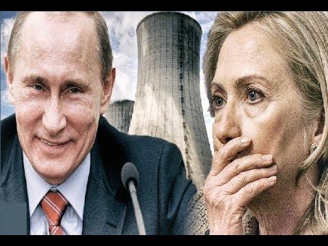 """La Unión Soviética Reabre el caso """"Uranium-1"""" para Encarcelar a Hillary Clinton"""